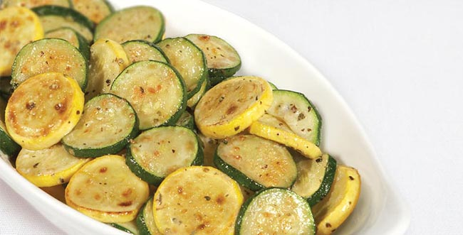Seasoned Squash